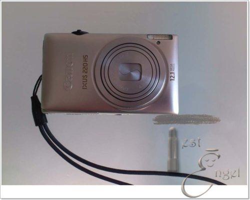 meine Digi-Cam – Canon IXUS 220 HS