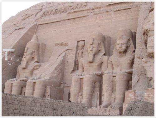 Ägypten Nilkreuzfahrt 2013
