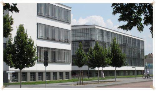 Dessau – Bauhaus Besichtigung