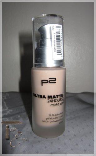 P2 Ultra Matte Makeup