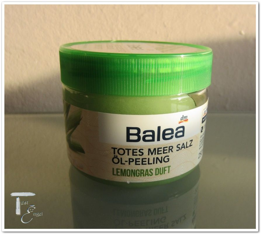 Balea Salz-Öl-Peeling – der Urlaub kann kommen