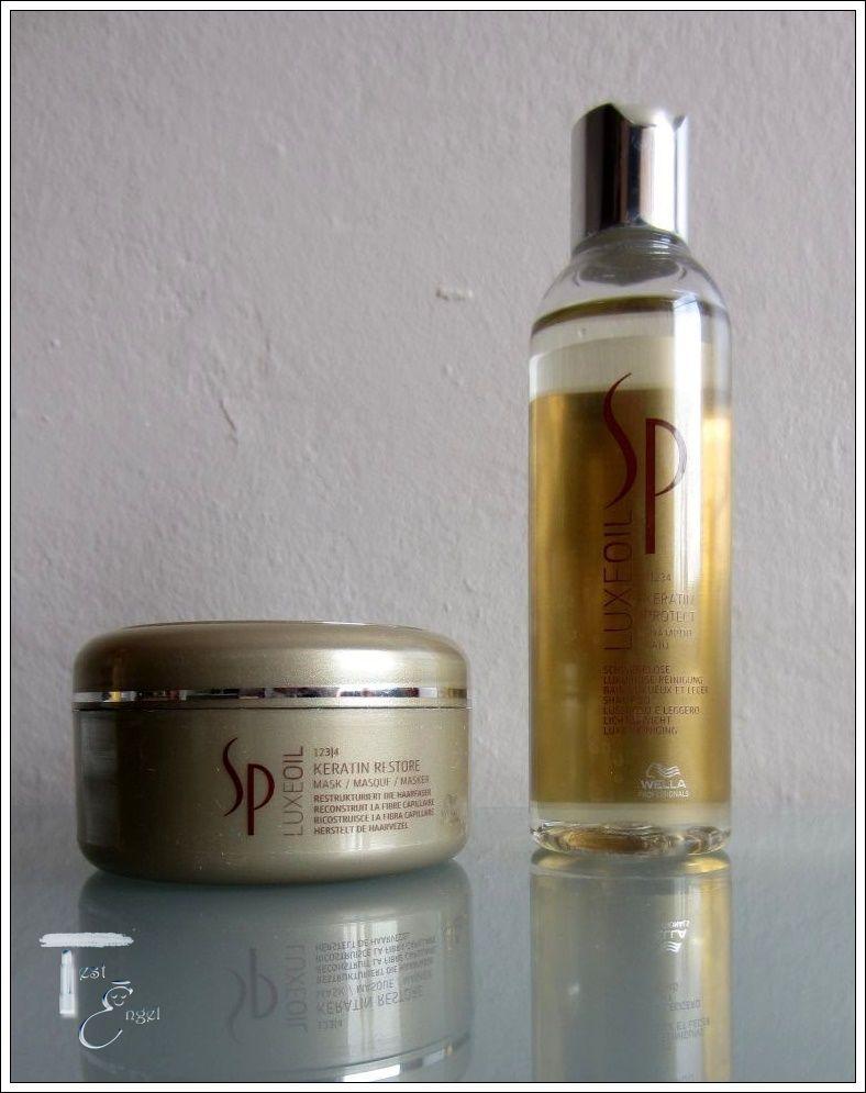 Wella Luxe Oil – meine beste Haarpflege
