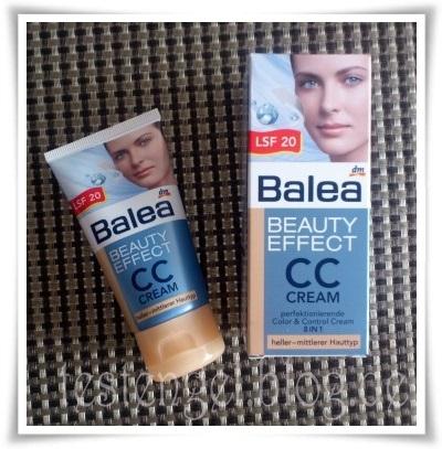 CC-Cream von Balea
