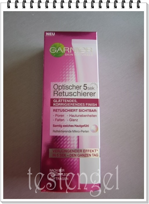 Garnier optischer Retuschierer