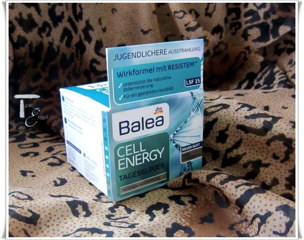 Balea Cell Energy – der Test