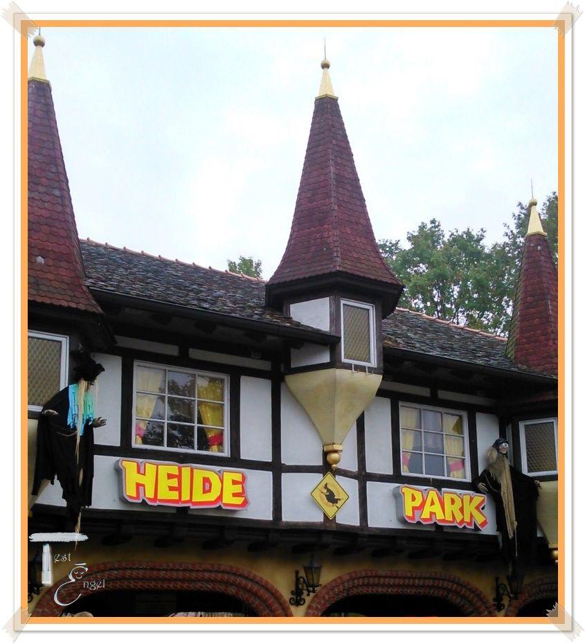 Ausflug zum Heide Park Resort Soltau