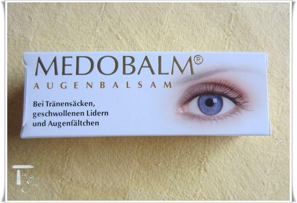 Medobalm Augenbalsam im Test