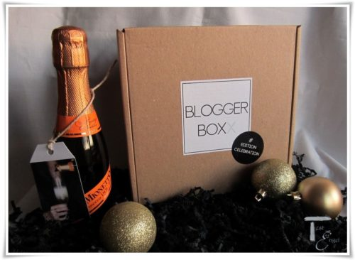 BLOGGERBOXX Dezember 2015 #EditionCelebration
