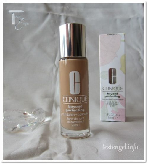 Clininque Beyond Perfecting Foundation