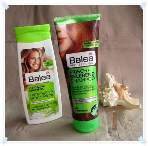 Balea Shampoo – Frischekick fürs Haar