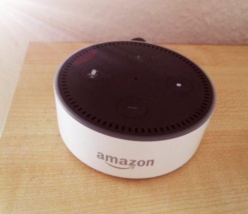 Amazon Echo Dot – Alexa im Alltag