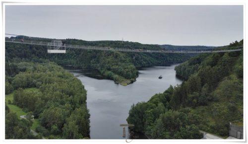 DIE Brücke – Mega-Hängebrücke im Harz