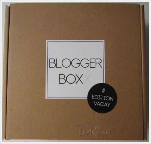 Bloggerboxx 2017 #EditionVacay