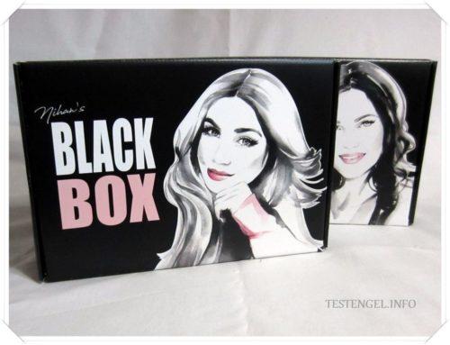 BLACK BOX-en von dm