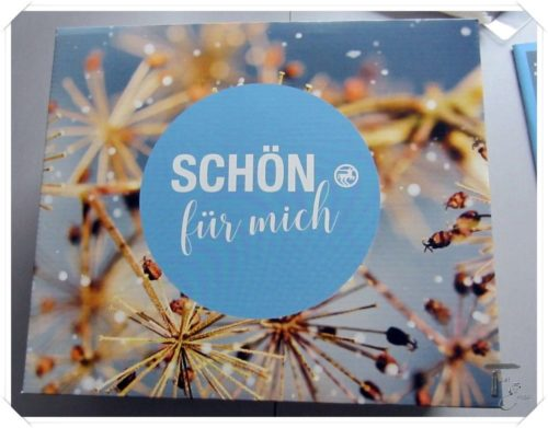 Rossmann Schön für mich – Box Januar 2018