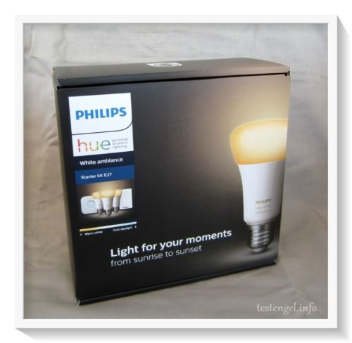 Philips Hue Lichtsystem