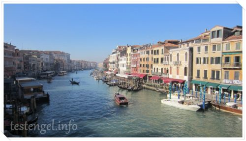 Karneval in Venedig – Teil III