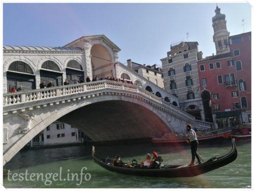 Karneval in Venedig – Teil II