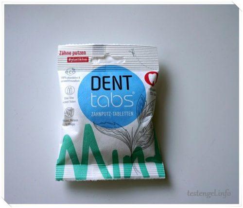 Zähneputzen mit Tabletten