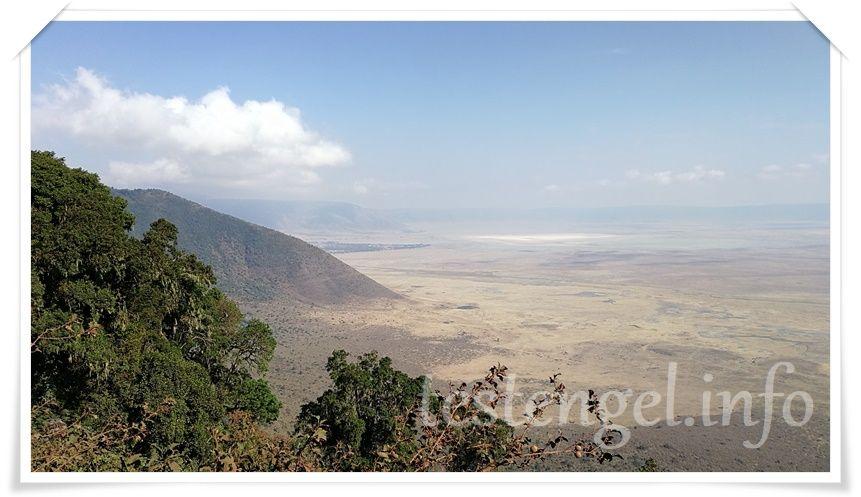Tansania-Safari – Ngorogoro-Krater