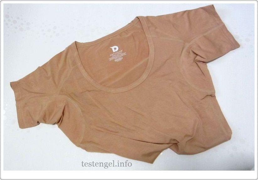 Drywear – schweißfeste T-Shirts