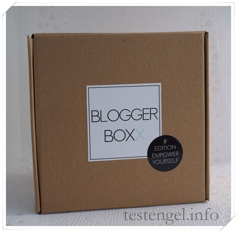 Bloggerboxx 03-2020 unboxing
