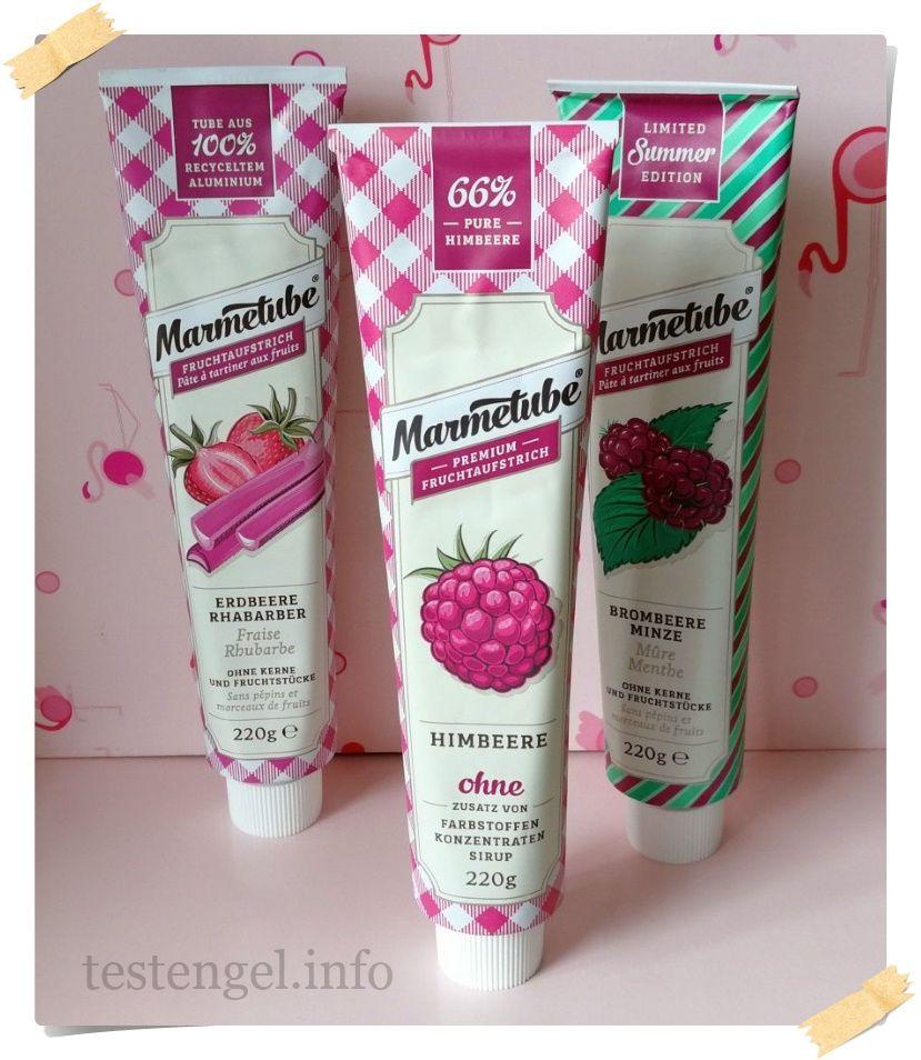 Marmetube – Marmelade aus der Tube