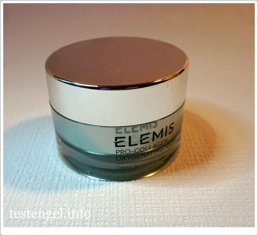 Elemis Pro-Collagen Oxygenating Nachtcreme