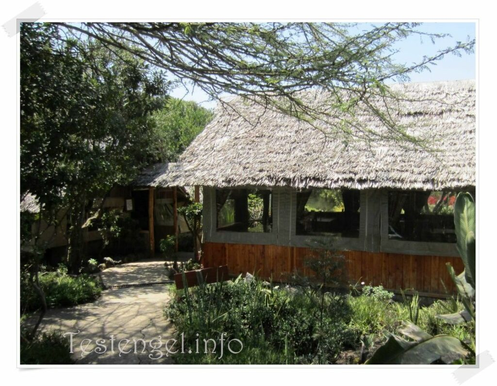 Kenia Solio Rhino Watch Lodge