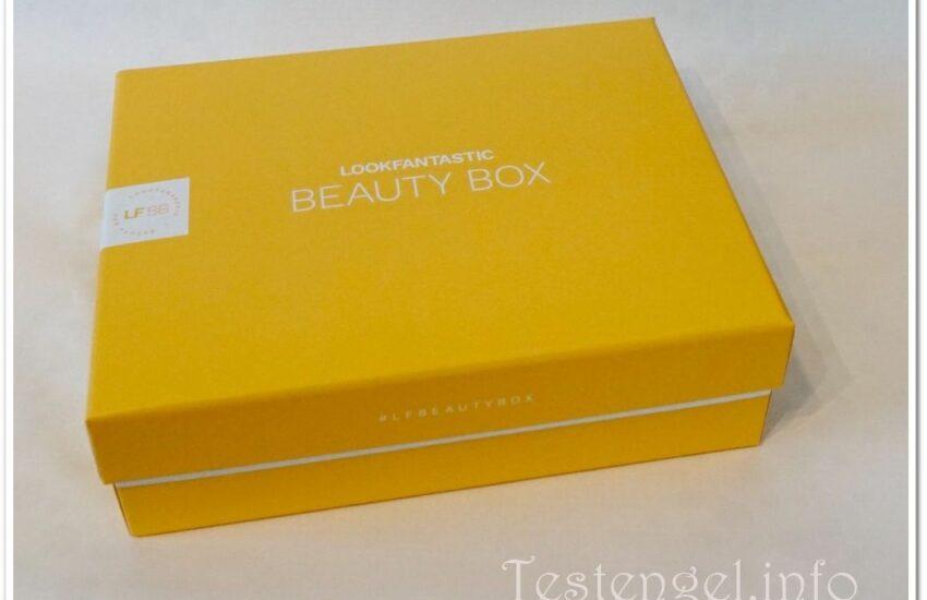 Lookfantastic Beautybox Oktober 2021